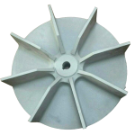 alum-impeller-sand-cast